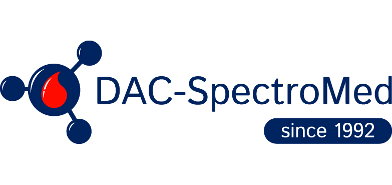Картинки по запросу DacSpectromed logo
